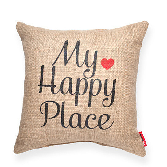 Best Buy My Happy Place Decorative Throw Pillow By Posh365 On This Month