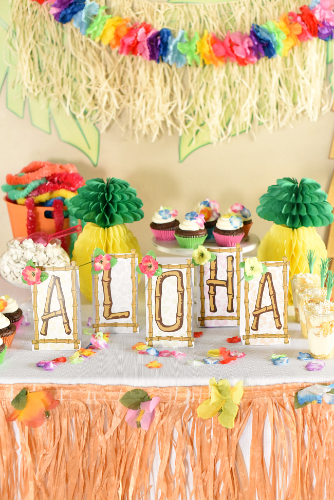 Best Hawaiian Luau Party Ideas That Are Easy And Fun Fun Squared This Month