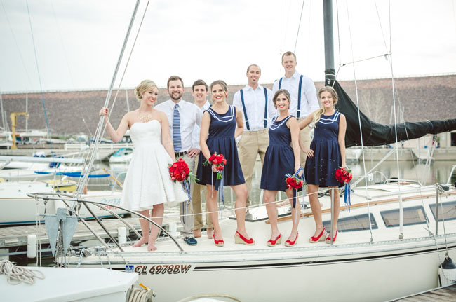 Best Nautical Wedding Inspiration This Month