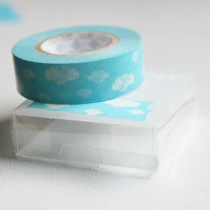 Best Items Similar To Cloud Washi Masking Tape Cloud Printed This Month