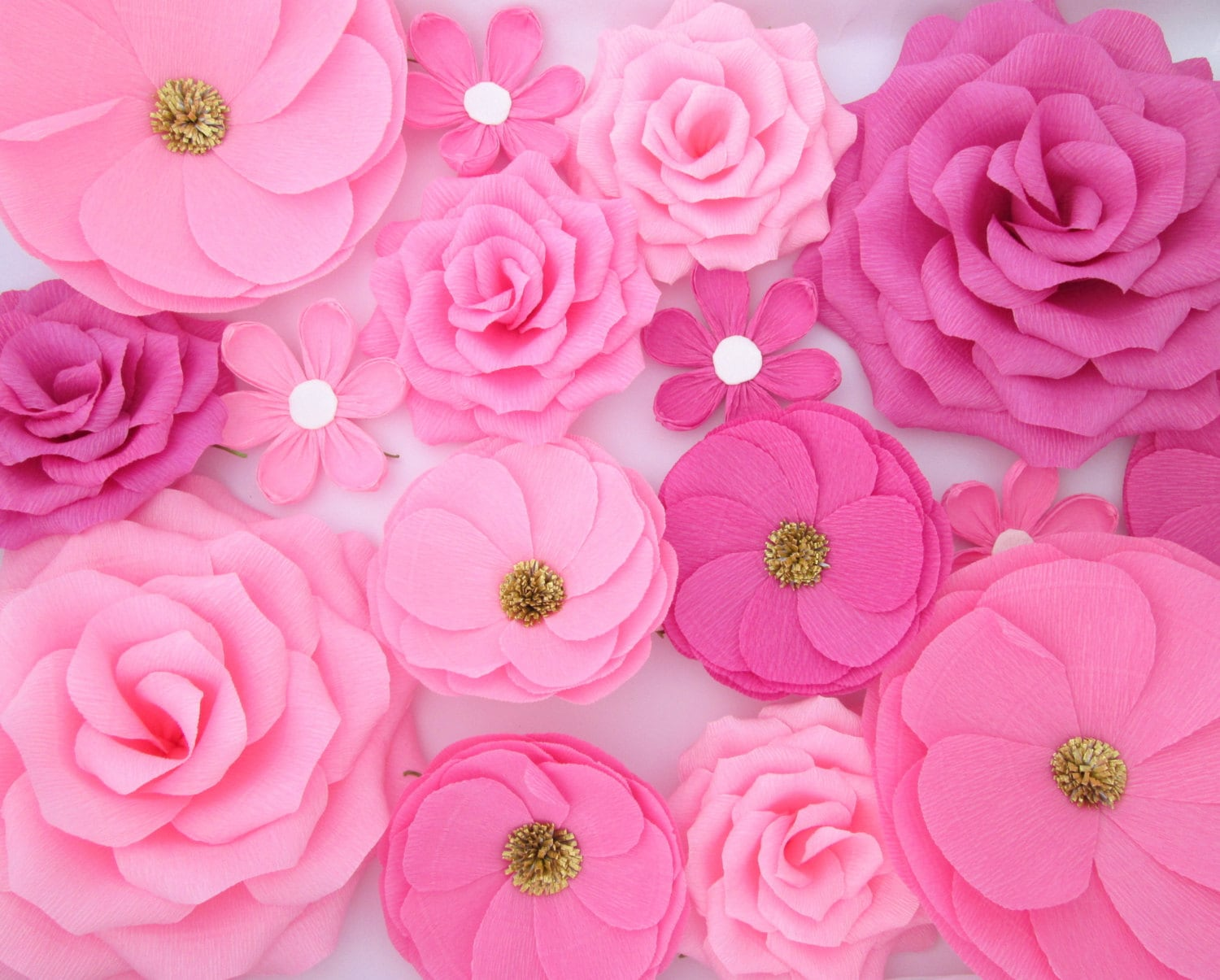 Best 16 Paper Flowers Wall Flowers Arch Flowers Wedding This Month