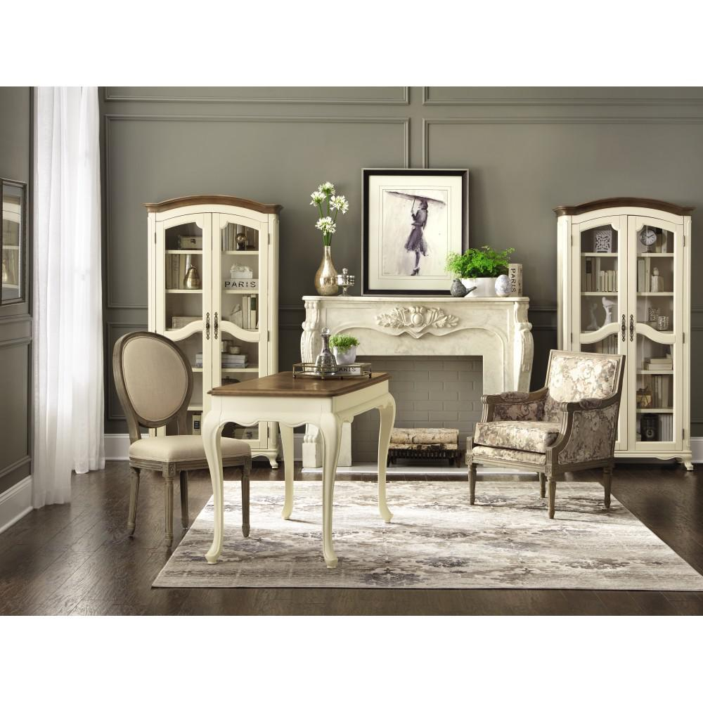 Best Home Decorators Collection Provence Ivory Writing Desk This Month