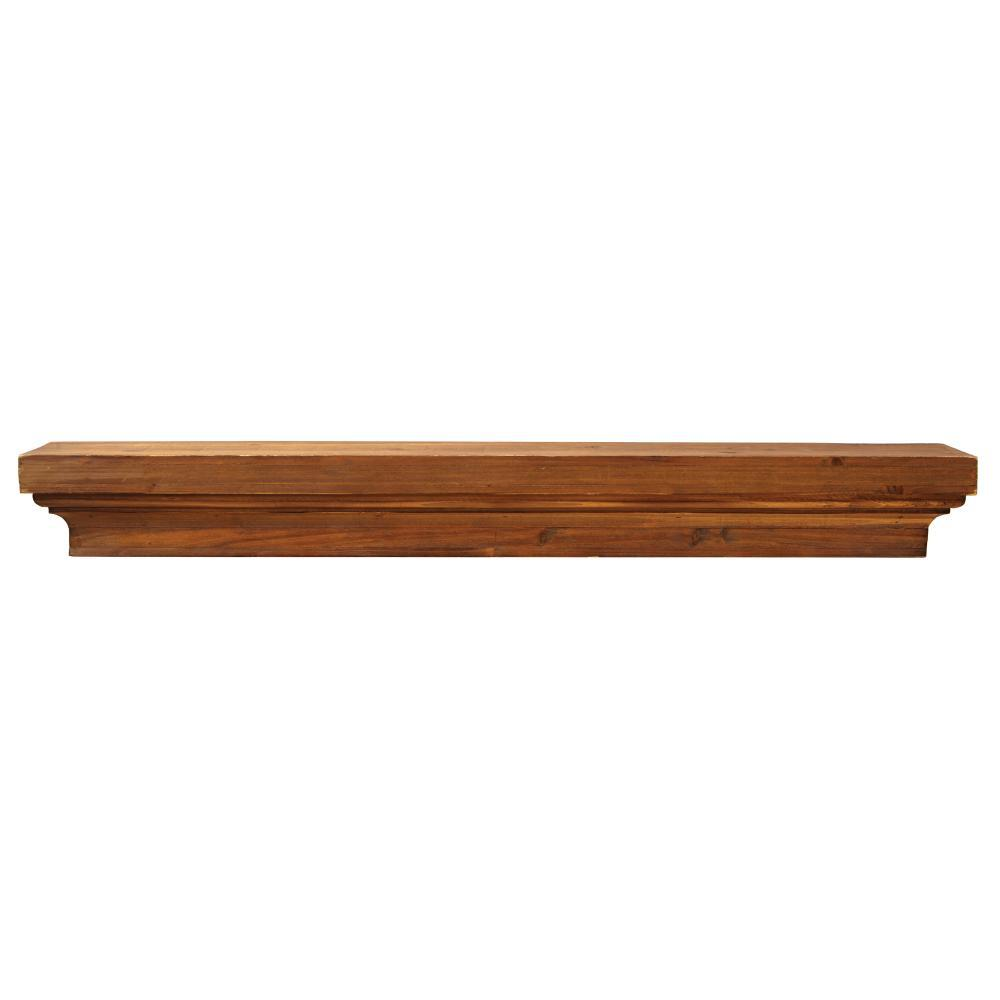 Best Home Decorators Collection 48 In X 7 In Floating Brown This Month