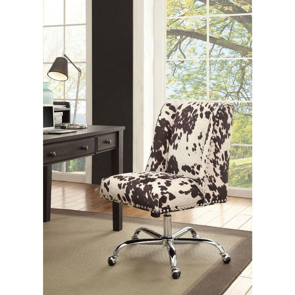 Best Linon Home Decor Draper Udder Madness Microfiber Office This Month