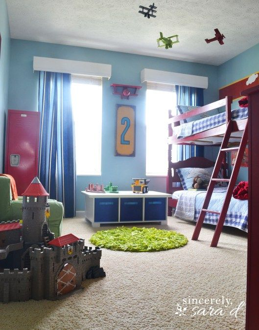 Best 28 Best Airplane Room Ideas Images On Pinterest Child This Month