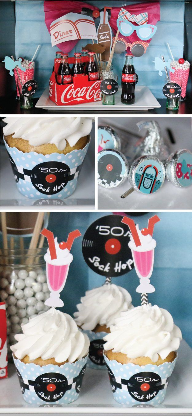 Best 25 1950S Theme Party Ideas On Pinterest 50S Theme This Month