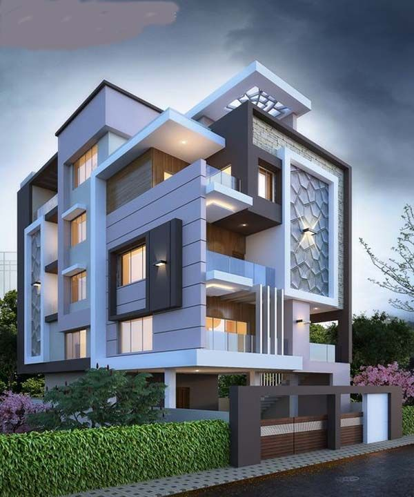 Best Modern House Bungalow Exterior Desgin 2019 Home This Month