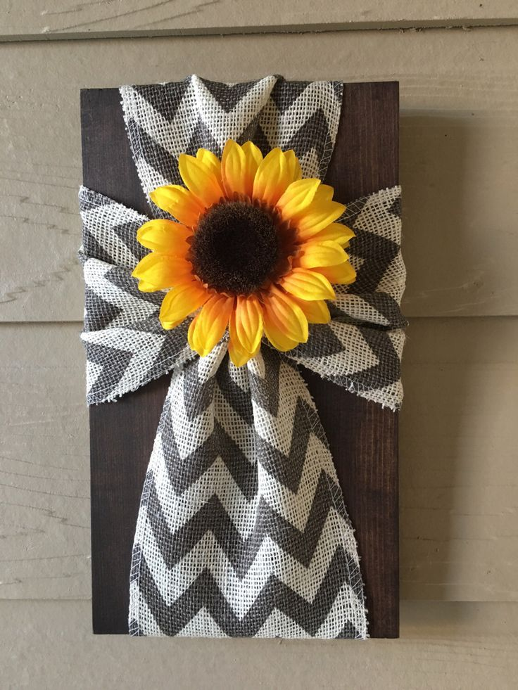 Best 73 Best Diy Images On Pinterest Sunflowers Sunflower This Month