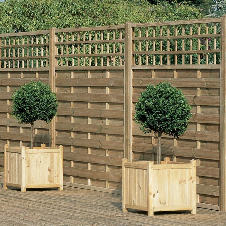 Best 25 Privacy Fence Panels Ideas On Pinterest This Month
