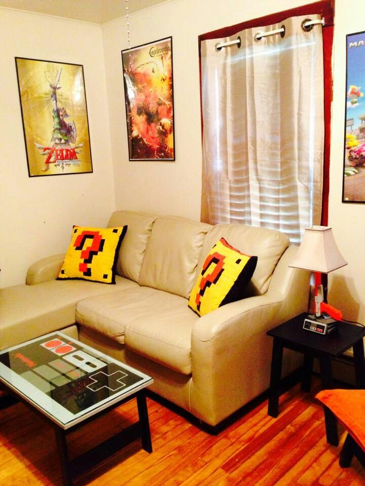 Best 25 Nintendo Room Ideas On Pinterest Coffee Table This Month