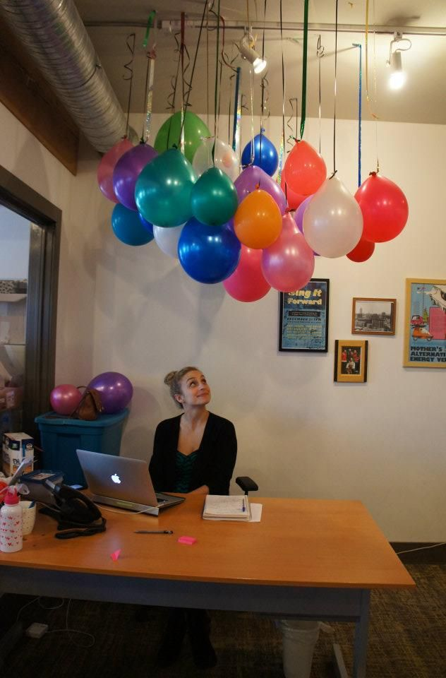 Best 25 Office Birthday Decorations Ideas On Pinterest This Month