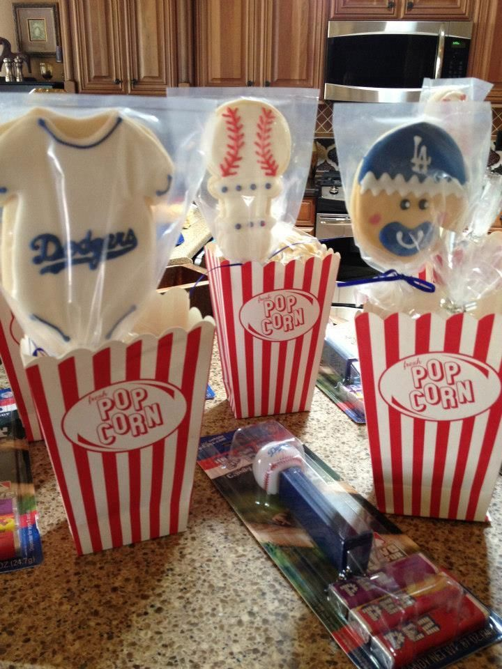 Best 9 Best Baseball Baby Shower Decorations Images On This Month