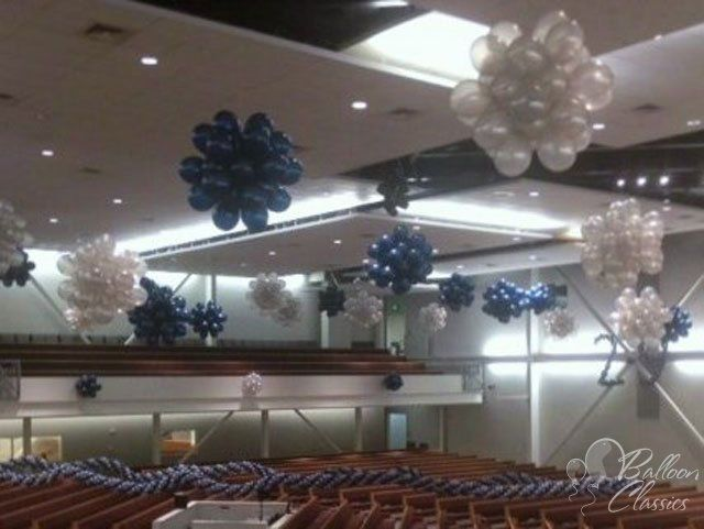 Best 33 Best Anniversary Balloon Decor Images On Pinterest This Month
