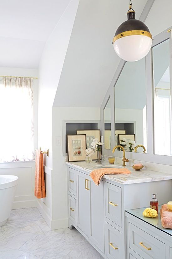 Best 20 Bright Bathrooms Ideas On Pinterest Girl This Month