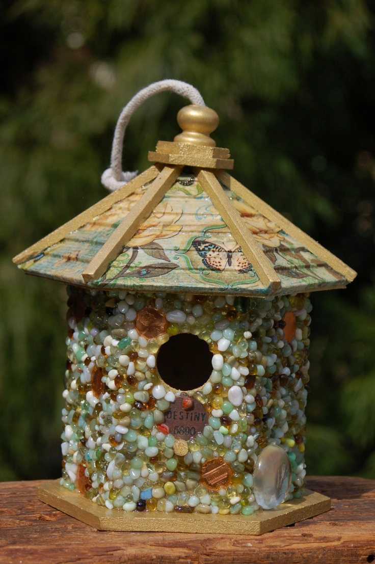 Best 53 Best Home Decor Images On Pinterest Craft Birdhouse This Month