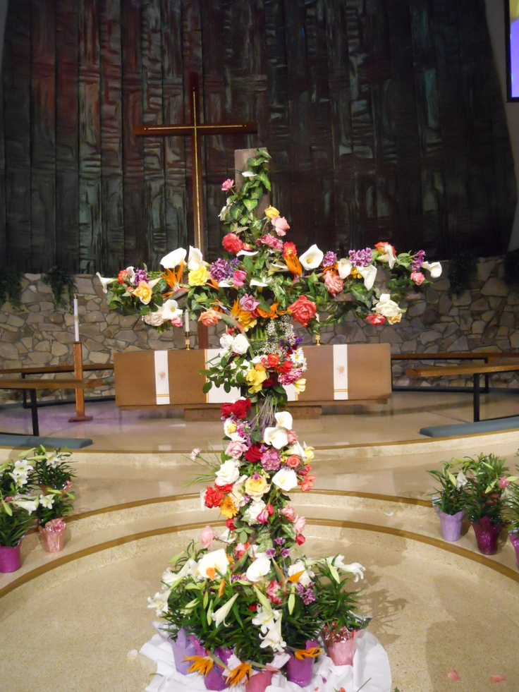 Best 27 Best Easter Decorations For Church Images On Pinterest This Month