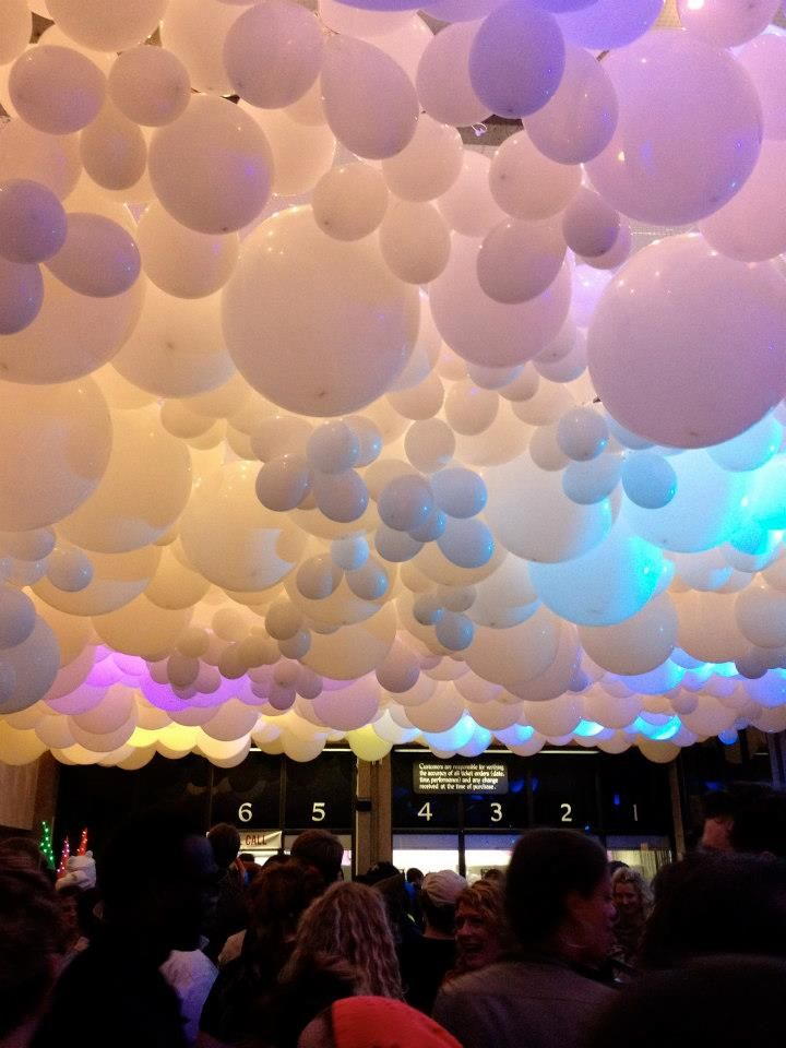 Best Balloon Ceiling And Could Use Different Sizes To Take This Month