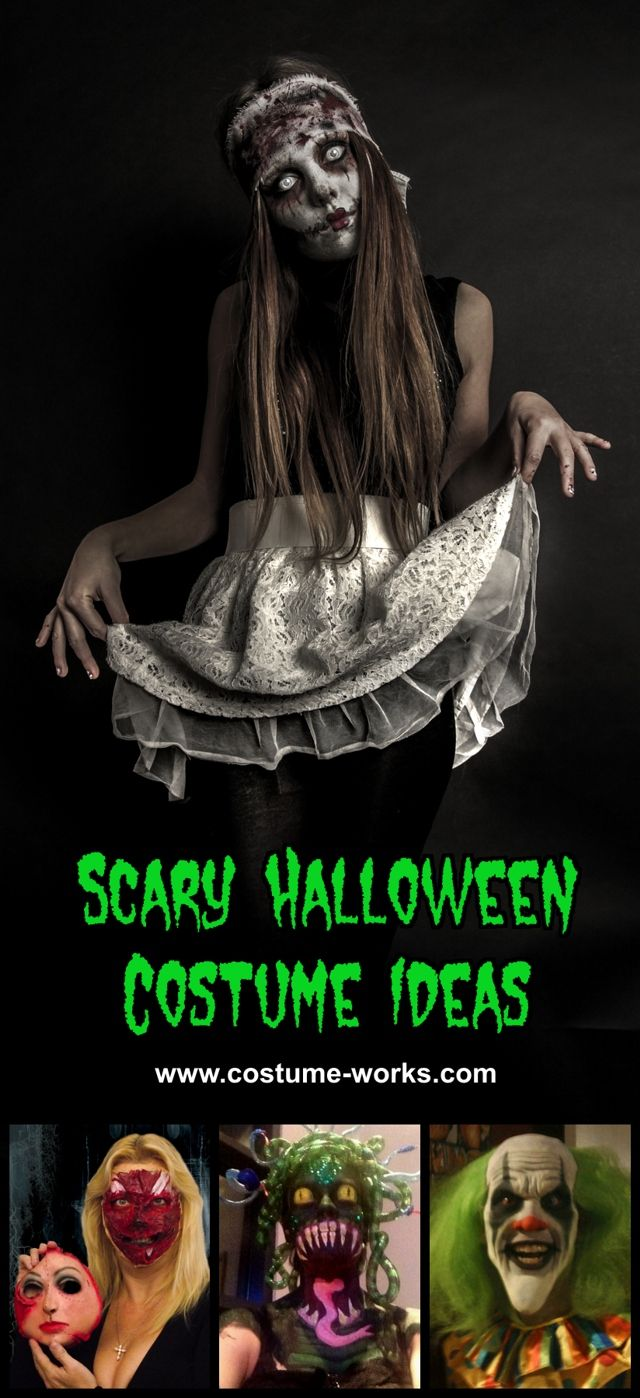 Best Scary Halloween Costume Ideas Gruesomely Creative This Month