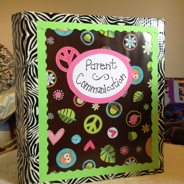Best 25 Decorated Binders Ideas On Pinterest Paper This Month