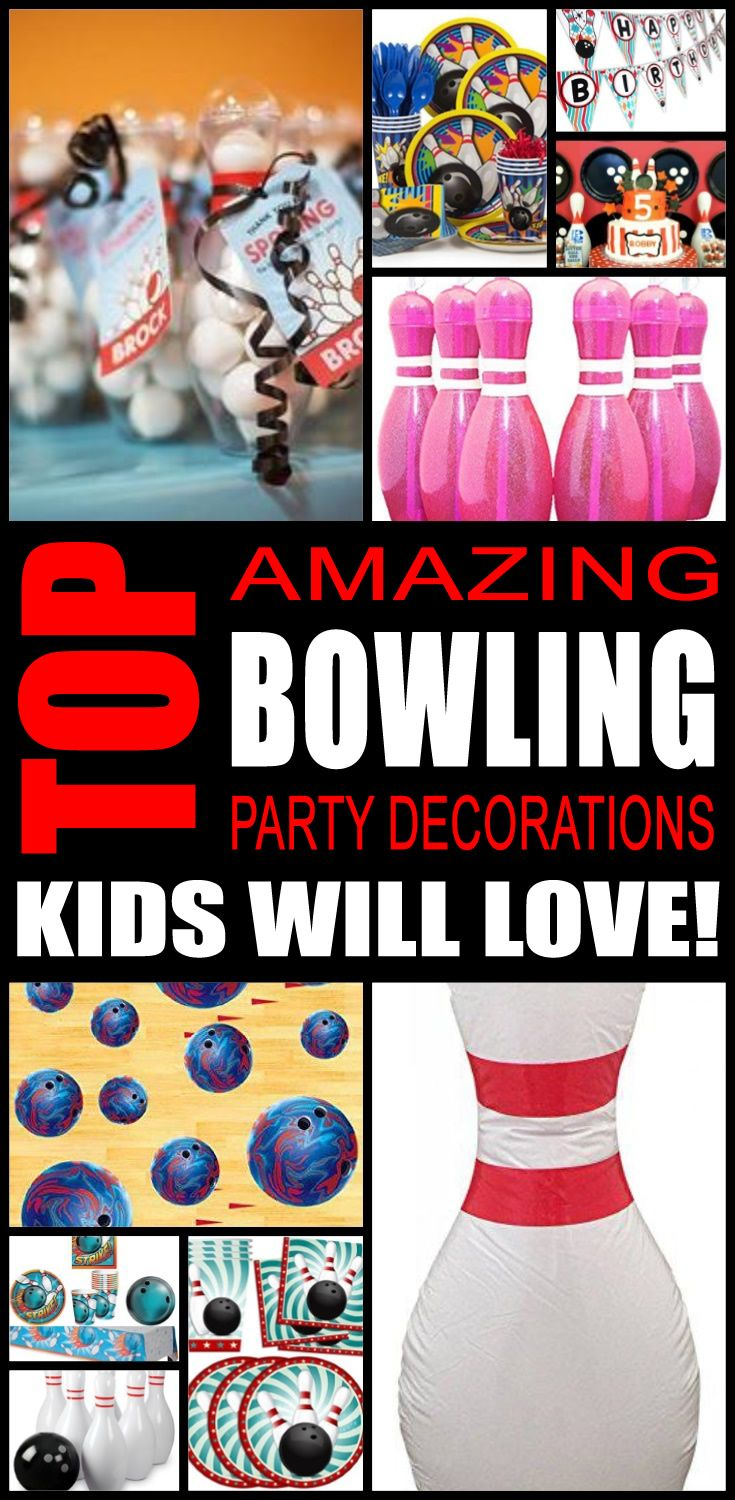 Best 25 Bowling Party Ideas On Pinterest Kids Bowling This Month
