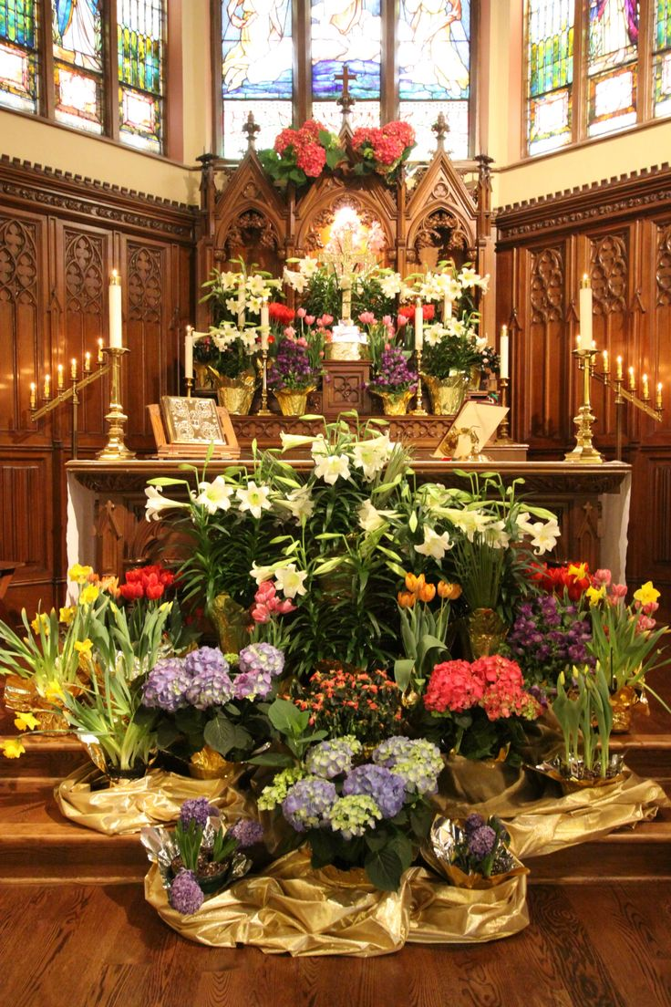Best 25 Easter Altar Decorations Ideas On Pinterest This Month