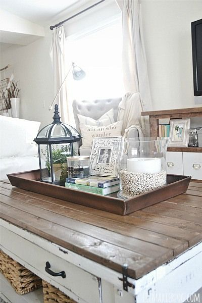 Best 25 Coffee Table Centerpieces Ideas On Pinterest This Month