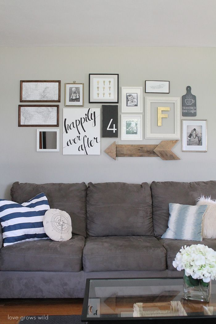 Best 25 Wall Behind Couch Ideas On Pinterest Shelving This Month