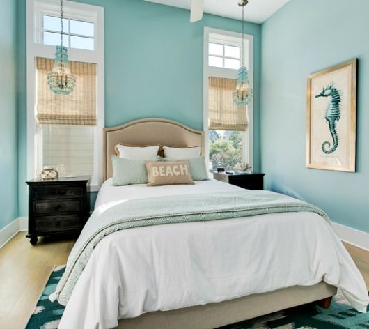Best 25 Turquoise Bedroom Walls Ideas On Pinterest This Month