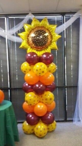 Best 19 Best Balloon Fall Decor Images On Pinterest Balloon This Month