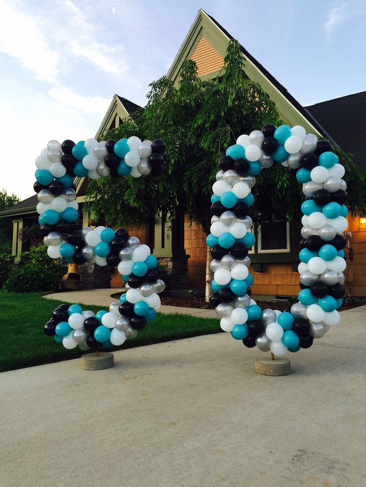 Best 35 Best Yard Numbers Images On Pinterest Balloon This Month