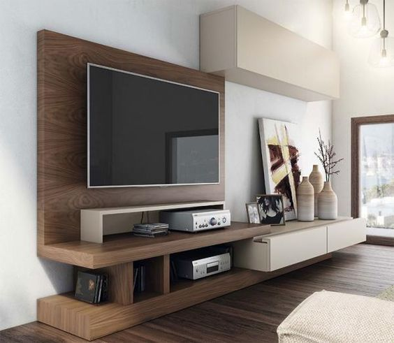 Best Contemporary And Stylish Tv Unit And Wall Cabinet This Month