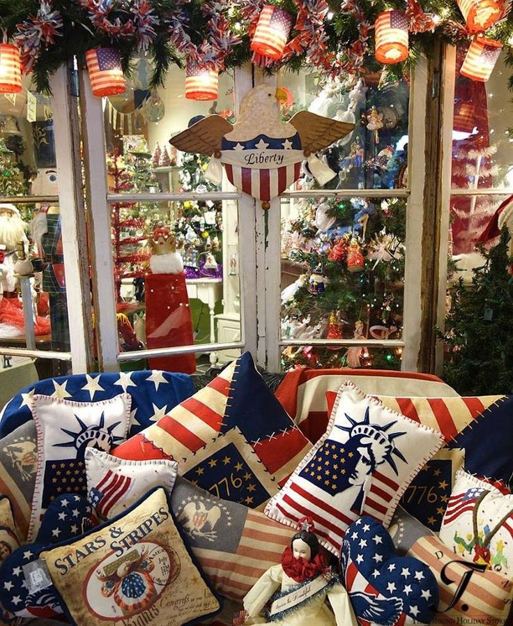Best 1043 Best Summer Patriotic 4Th Of July Decorating This Month