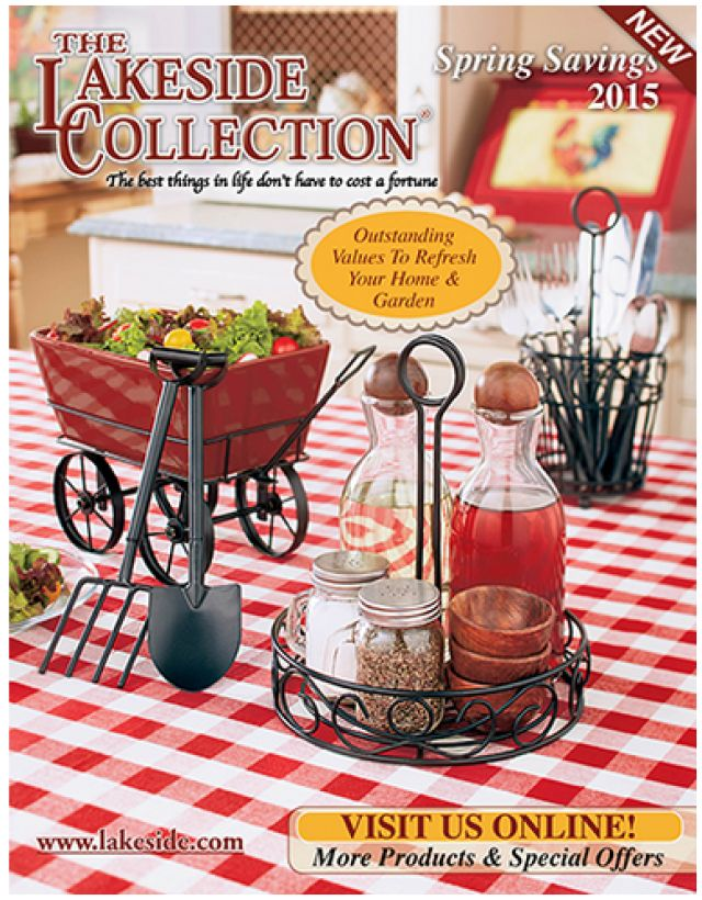 Best How To Get The Lakeside Collection Catalogs Free By Mail This Month