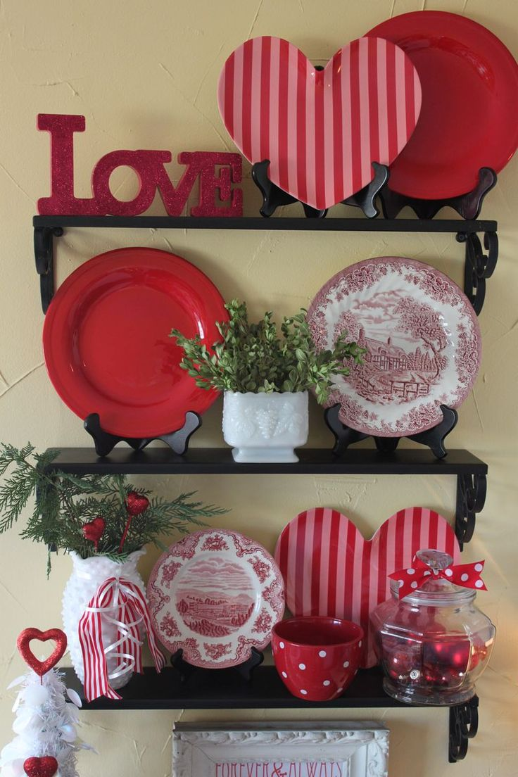 Best 282 Best Valentine Tablescapes ♥ Images On Pinterest This Month