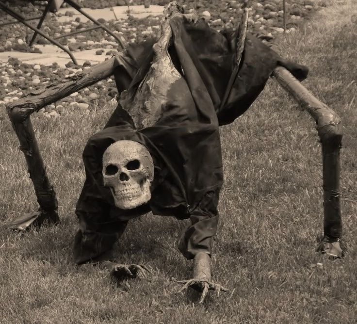Best Halloween Yard Decoration Creepy Crawling Skeleton This Month