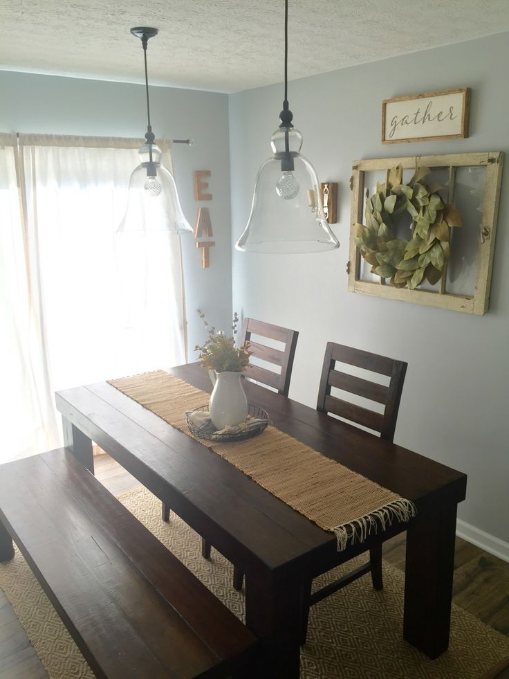 Best Dining Room Decor Farm House Table Pottery Barn Pendants This Month
