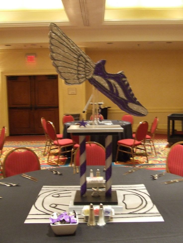 Best 20 Sports Banquet Centerpieces Ideas On Pinterest This Month