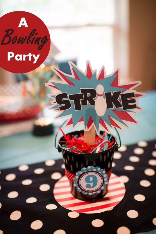 Best Bowling Birthday Party Ideas By Hoopla Events Fun This Month