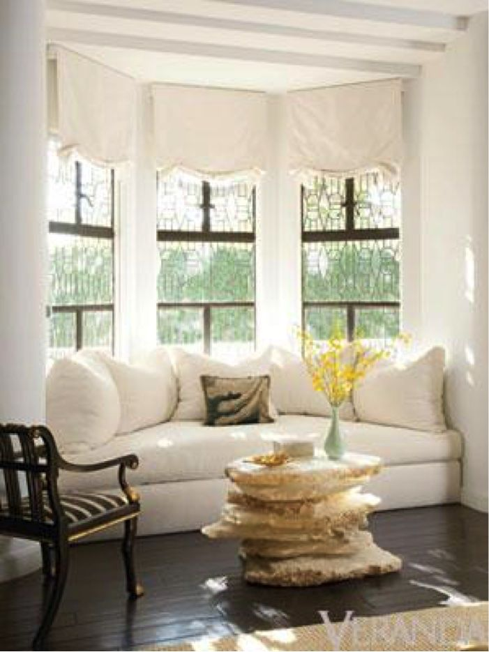 Best 25 Bay Window Blinds Ideas On Pinterest Bay Window This Month