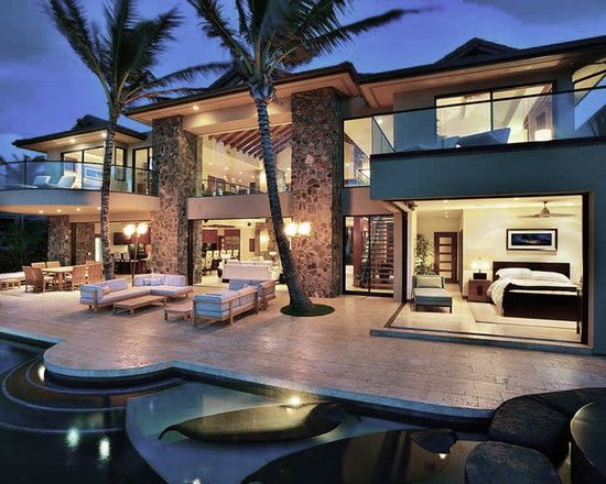 Best Tropical Exterior Master Bedroom Design Pictures Remodel This Month