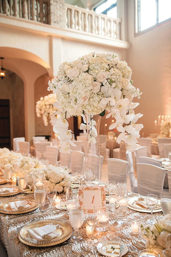 Best White And Gold Themed Wedding In Houston By Lulu Lopez This Month