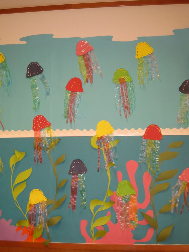 Best Sea Life Theme Jellyfish Classroom Decoration Ideas This Month