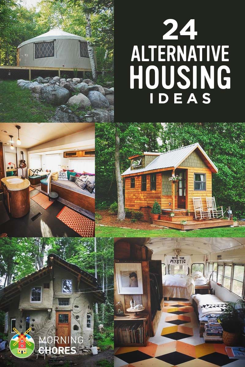 Best 24 Realistic And Inexpensive Alternative Housing Ideas This Month