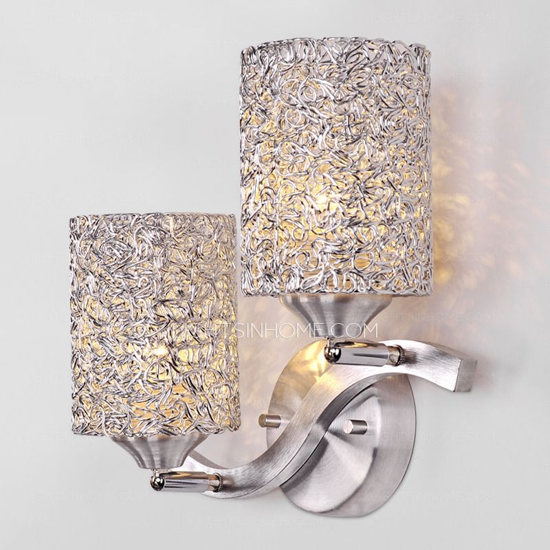 Best 2 Light Luxury Style Decorative Wall Sconces For Bedroom This Month