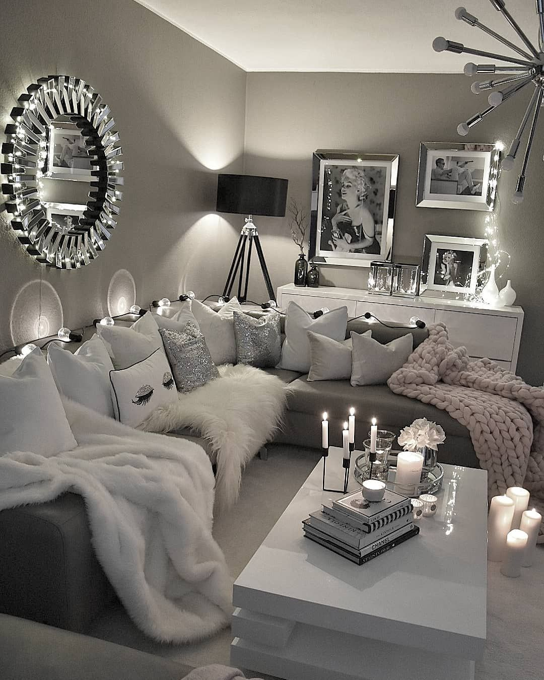 Best Pin Von Ana Tavarez Auf Grey Living Room Ideas In 2019 This Month