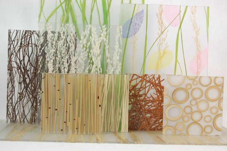 Best Bamboo Resin Panel Petg Decorative Panel Wall Partition This Month