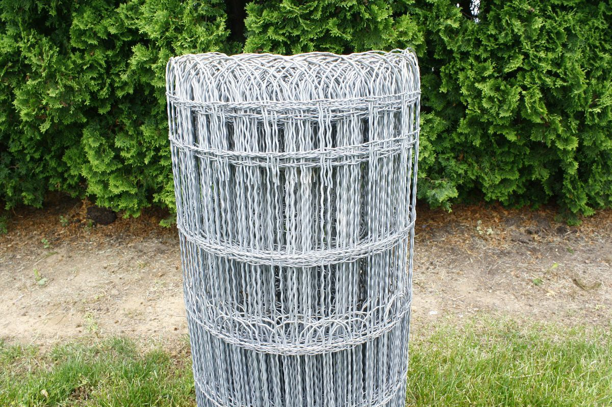 Best Ornamental Loop Fence Decorative Woven Wire Fencing This Month
