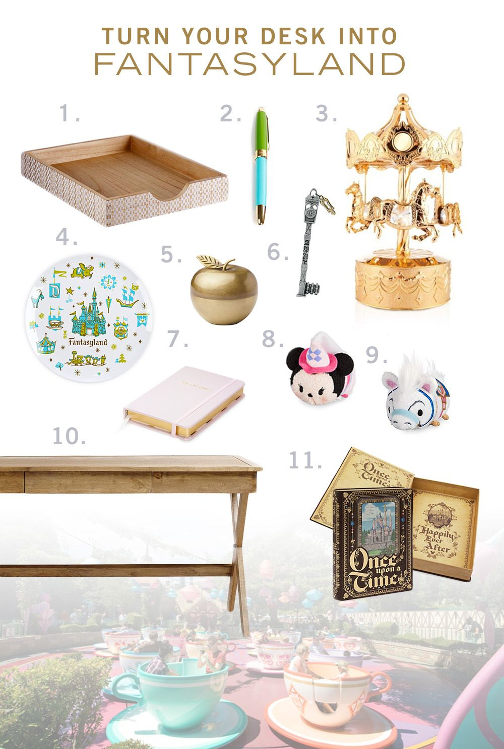 Best Turn Your Desk Into Fantasyland Anything And Everything This Month