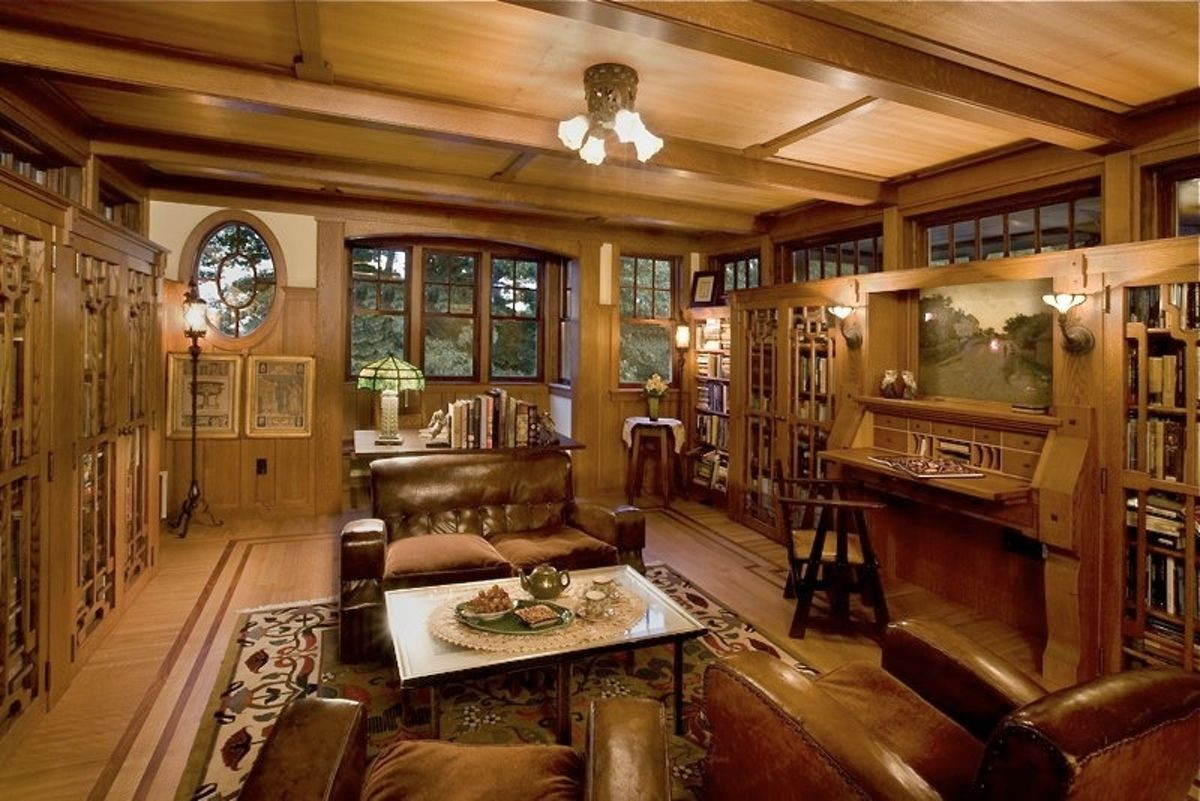 Best Arts And Crafts Trim Arts Crafts Style Library Farm This Month