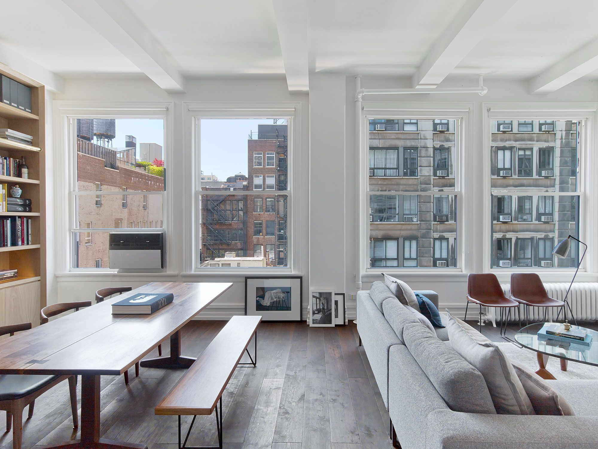 Best Inside A Minimalist New York City Apartment Filled With This Month
